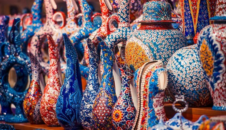 bazaars of istanbul
